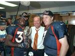 9News: Broncos' Davis, Atwater, Lynch fall short of Hall of Fame