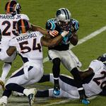 Tough ending to Carolina Panthers' dream season (Photos)
