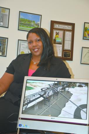 Darlena Kelly's DK3D Animations Inc. was one of 12 Innovation Depot graduates in 2012.