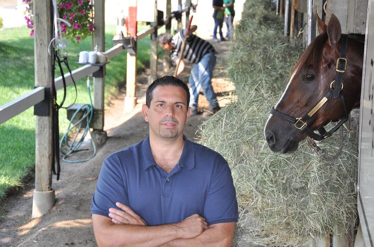 Mike Repole, the co-founder of vitaminwater, was the winningest owner at Saratoga from 2010 to 2012. So far this year, he's in ninth place.