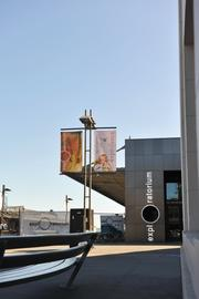 The Exploratorium is available for evening events.