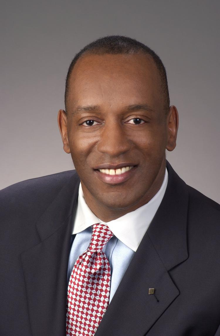 Malcomb Coley is the new office managing partner for Ernst & Young in Charlotte.