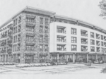 Vescio's buyer plans five-story apartment project