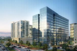 Preston Hollow Village could include some office towers to bring a big corporate tenant to this part of North Dallas.