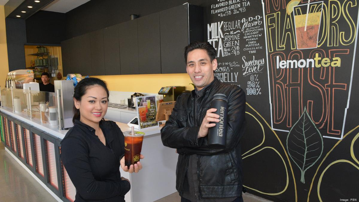 Honolulu hair salon owner opens third lemon tea shop in Hawaii ...