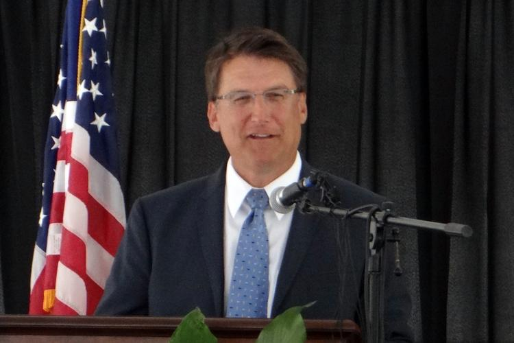The latest poll from a left-leaning group returned a 39 percent approval rating for Gov. Pat McCrory.