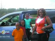 Kid One Transport Nonprofit category  10-word philosophy on community service: Unselfish work for a greater good  Click here to read their profile   Caption: Kid One provides transportation to low-income families to get to medical appointments.