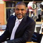 ​Tyler Perry planning stage with water tank for new Fort Mac studio complex