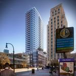 Large Virginia REIT to partner in $86M Durham tower project