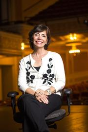 The Folly Theater is embracing the opportunity to blend technology and art in an attempt to draw younger audiences to the theater, which opened in 1900 and is known for its classical music and jazz lineup, said Gale Tallis, the Folly's executive director.