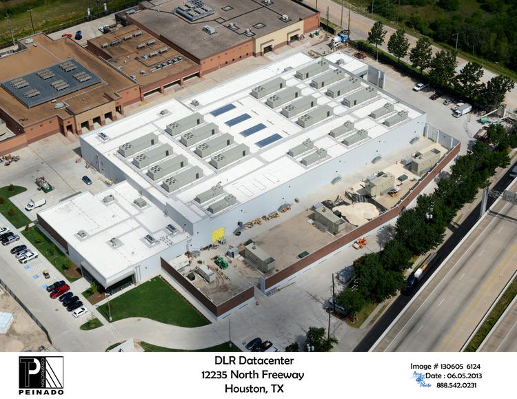 Digital Realty has two new data center buildings at its Greenspoint hub.