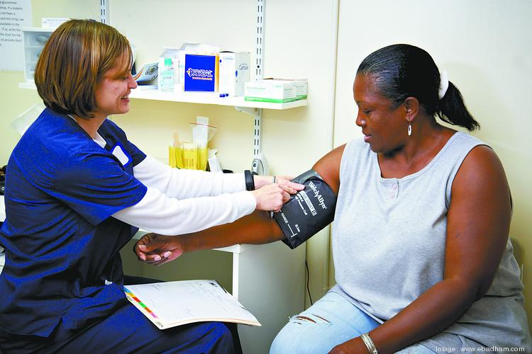 M-POWER Ministries operates the only free Health Center clinic in Jefferson County.