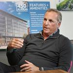 Victor <strong>Coleman</strong> talks real estate, hockey