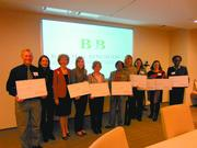 The Women's Fund of Greater Birmingham Nonprofit category  10-word philosophy on community service: Everyone deserves to be safe and educated.  Click here to read their profile   Caption: The Women's Fund gives grants to groups that support the mission of empowering women.