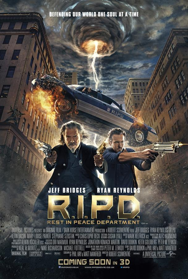 R.I.P.D. was the top-grossing film in the Massachusetts film tax credit program last year. At the box office, not so much.
