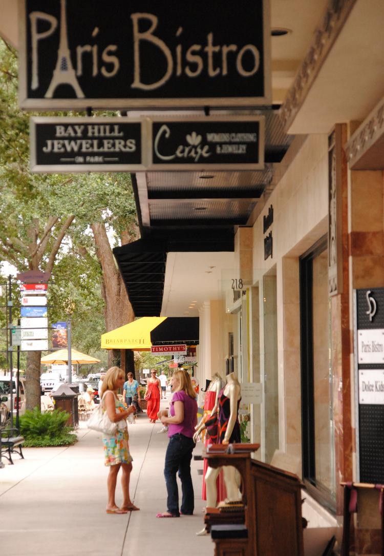 Winter Park will be looking at changes to an ordinance that will keep Park Avenue limited to upscale restaurant tenants.