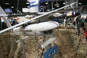 A Brock Technologies Inc. Spear unmanned aircraft system (UAS).