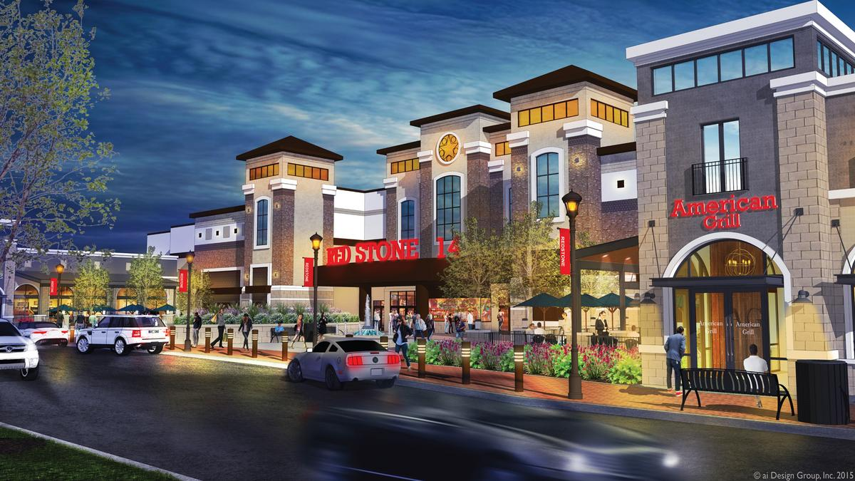 mpv properties begins construction on redstone retail