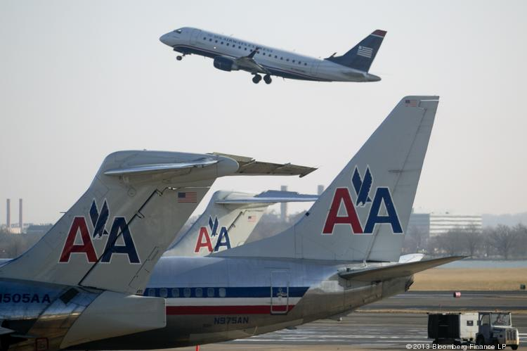 Congressional Democrats, including Rep. Mike McIntyre of North Carolina, expressed support this week for the proposed merger of US Airways and American Airlines.