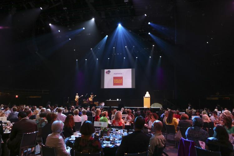 About 400 people packed the ACL Live at the Moody Theatre Aug. 8 to honor this year's Profiles in Power winners -- dozens of inspiring and successful females from just about every industry. If you missed it last week, check out the stories on the winners here.