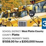 EXCLUSIVE: Most expensive area school districts for Missouri homeowners