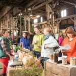 Community-supported agriculture fair helps households find their farmer