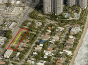 This 1.1-acre development site at 3030 N. Ocean Blvd. in Fort Lauderdale sold for $3.3 million.