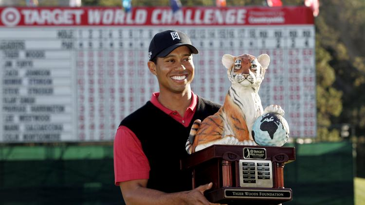 Tiger Woods announced Wednesday he would miss the U.S. Open in Pinehurst Photographer/Jonathan Alcorn/Bloomberg News