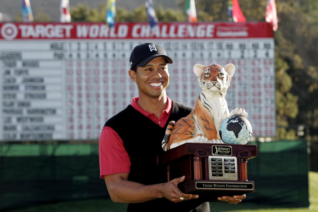 Northwestern Mutual Increases Sponsorship Of Tiger Woods Golf