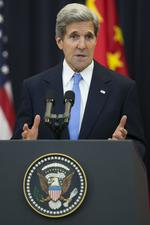 Secretary of State <strong>John</strong> <strong>Kerry</strong>'s D.C. home broken into