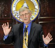 HIGHEST-RATED CEOS No. 1 (three-way tie): Francis Collins, director of the National Institutes of Health Approval rating: 100 percent Organization's rating: 4.2 (out of 5) Note: The CEO's and employer's overall ratings on Glassdoor.com may differ from what you see here, because our ratings are based only on reviews by D.C.-area employees received between July 20, 2011 and July 19, 2013.