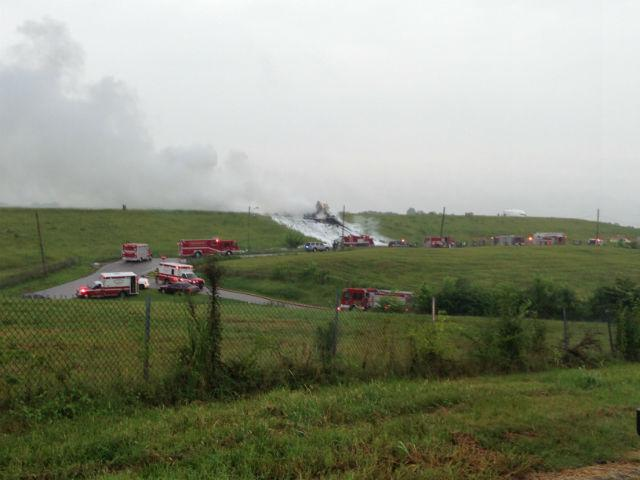 A UPS cargo plane crashed near Birmingham-Shuttlesworth International Airport on Wednesday morning. Two pilots were killed.