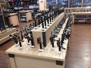 Broad selection of fishing reels in the Tackle Shop at Field & Stream.