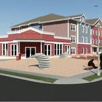Affordable senior housing proposed for East Main