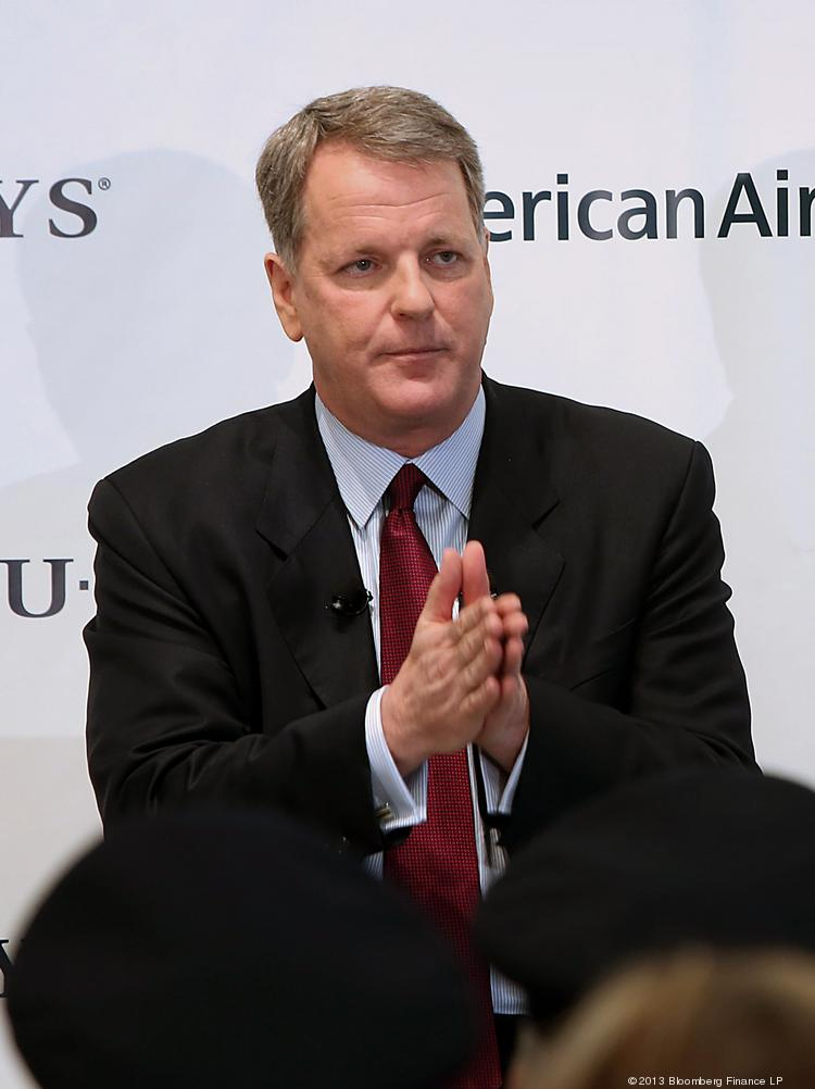Doug Parker became CEO of American Airlines Group Inc. (NASDAQ:AAL) when that company was formed in December.