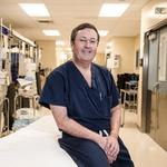 St. Louis Character: Dr. Rick Wright
