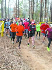 Friends of Red Mountain Park Nonprofit category  10-word philosophy on community service: Service above self.  Click here to read their profile    Caption: Funds from the annual New Year's Resolution Run at Red Mountain Park go to the foundation.