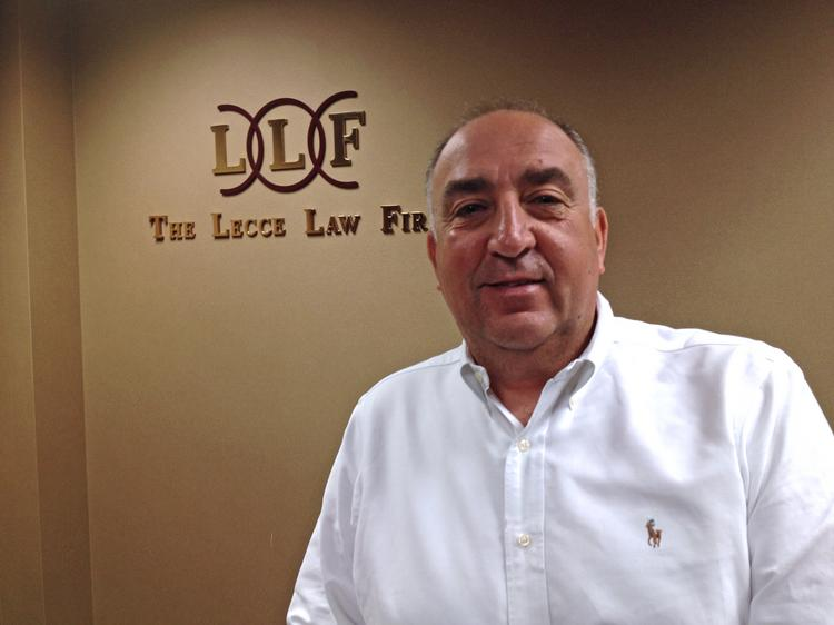 Real estate attorney Lou Lecce.