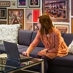 Cool Offices: Martin Williams' smaller space packs a punch (Photos)