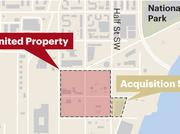 MRP Realty has signed a memorandum of agreement to acquire a redevelopment site just east of the planned D.C. United stadium.