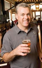 Nico Freccia: Co-founder and chief operating officer, 21st amendment brewery