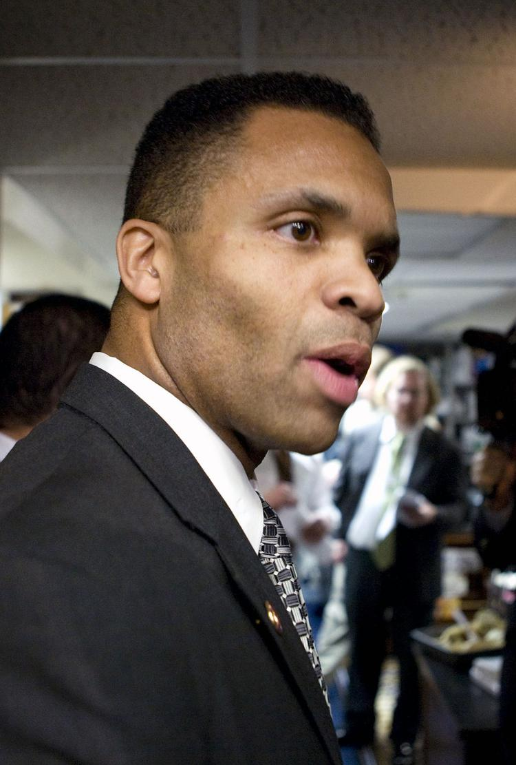 Jesse Jackson, Jr., a Democrat from Illinois, has been sentenced to 30 months in prison for misusing campaign funds while he was a US Representative.