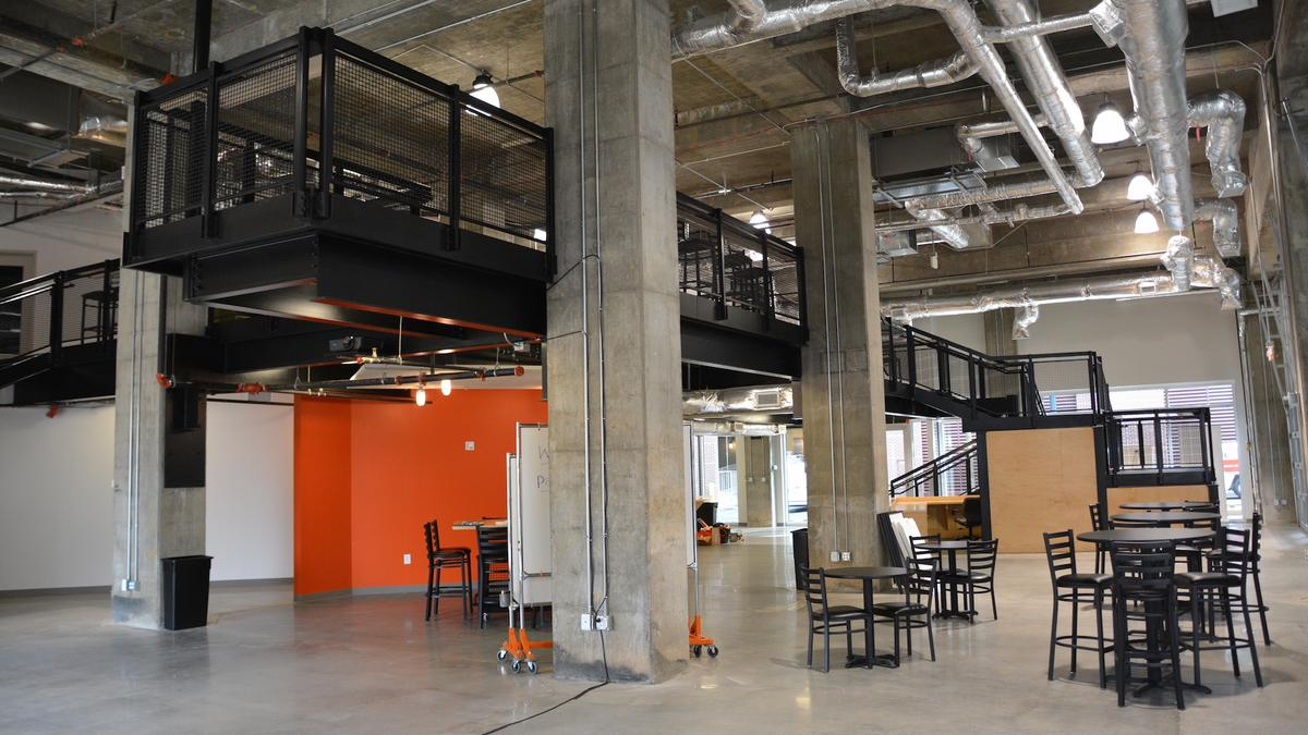 """midtown's technology square gets 10,000-square-foot """"collaborative"""