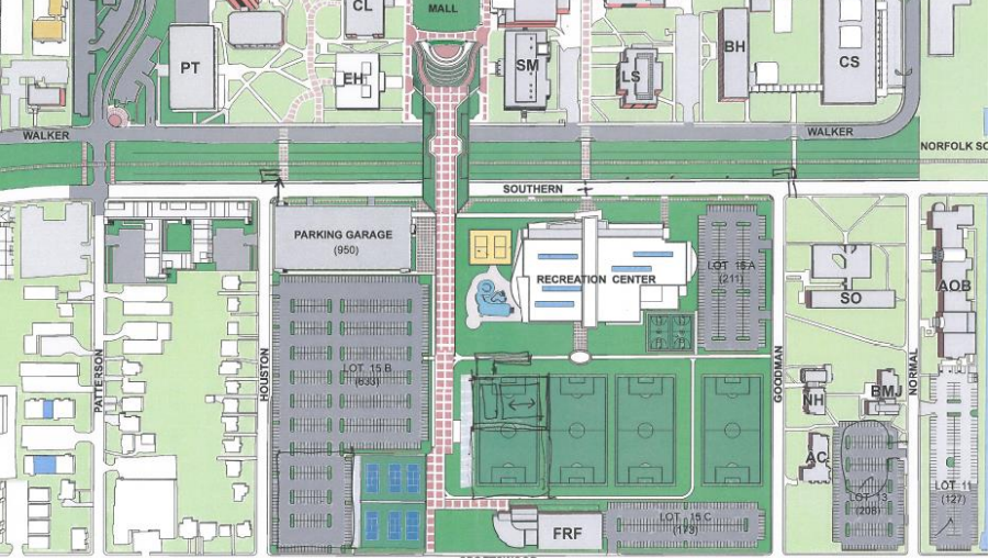 Memphis City Council Considers U Of M Street And Alley