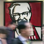 Sale of Yum Brands China franchise at a standstill