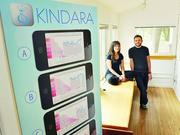 Kati Bicknell and William Sacks are co-founders of Kindara Fertility, which created an app to help women better manage their fertility.