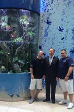 Nationwide Children's Hospital and its new aquarium getting national spotlight on 'Tanked'