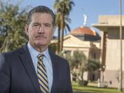Kevin McCarthy, president of the Arizona Tax Research Association.