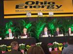 AEP and Dynegy execs battle on stage over proposed income guarantee
