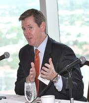 Ralph Swanson, SVP of PNC Bank Florida market Health Care